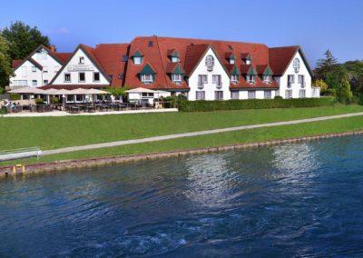 Hotel zur Prinzenbrücke - Ansicht