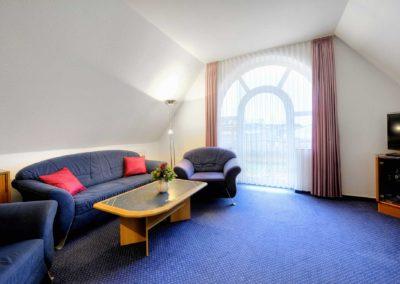Hotel zur Prinzenbrücke - Dreibettzimmer