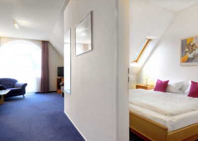 Hotel zur Prinzenbrücke - Vierbettzimmer